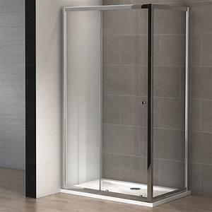 Paroi De Douche Miroir : cabine douche slide 120 x 90 cm thalassor ~ Dailycaller-alerts.com Idées de Décoration