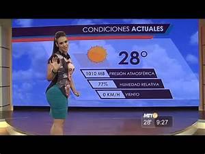 El Clima Con La Morocha Y Calificaci U00f3n  Chicadelclima