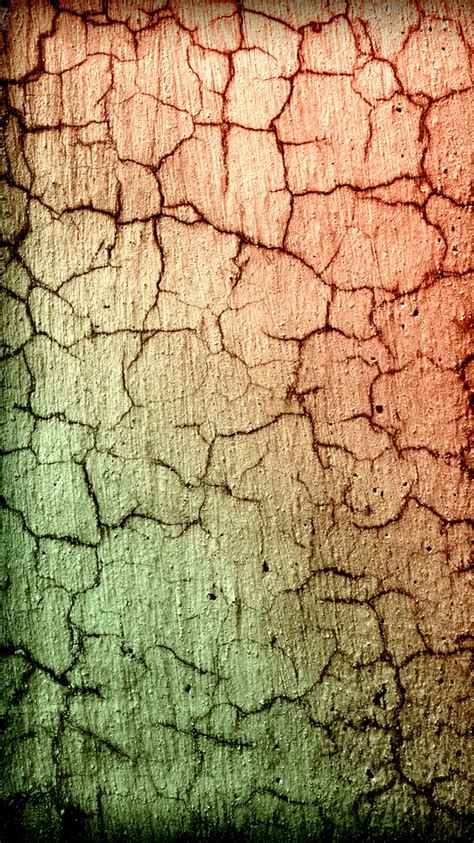 cracked concrete texture iphone  wallpaper hd
