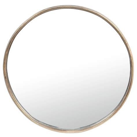 Stockholm Mirror by Image Gallery Miroir Rond