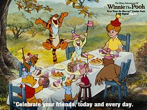 The Many Adventures Of Winnie The Pooh Disney Movies