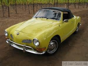 1971 Karmann Ghia Convertible