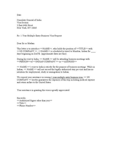 request letter  embassy fot vissa cover letter samples