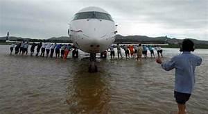 Annulation Transavia : les passagers du vol hop de montpellier contraints de pousser l avion hors de l eau ~ Gottalentnigeria.com Avis de Voitures