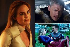 'Arrowverse' Crossover: Best Moments — 'Crisis On Earth-X ...