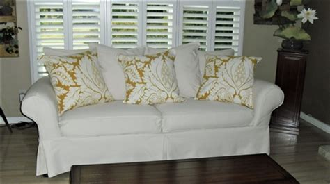 Mitchell Gold Slipcovers by Mitchell Gold Marin Sofa