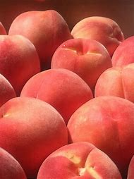 Peach Fruit Color