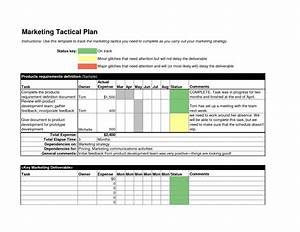 Marketing plan excel template entrepreneurship for Publicity plan template