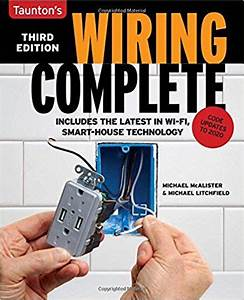 Wiring Complete  3rd Edition  Michael Litchfield  Michael