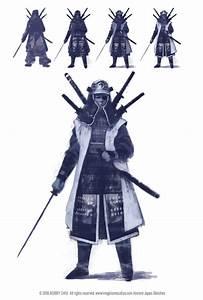 Samurai Sketches by imaginism on DeviantArt