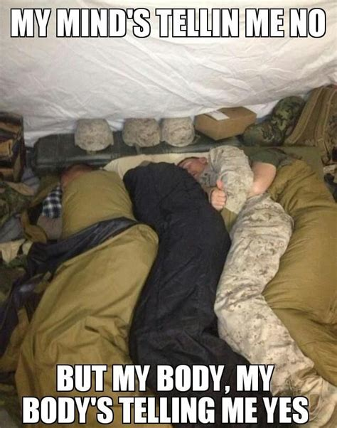 Gay Army Meme - spooning had a long discussion abut cold weather training with the boo this makes the