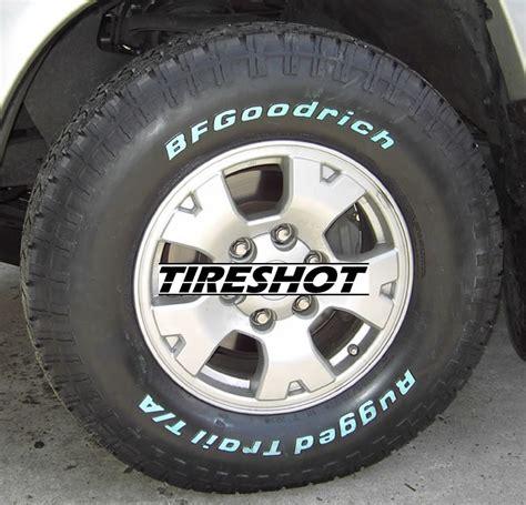 bf goodrich rugged trail ta bfgoodrich rugged trail t a p245 65r17 105t tireshot