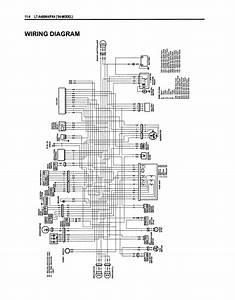 Suzuki Eiger 400 Wiring Diagram