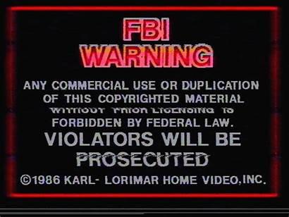 Warning Fbi Vhs Glitch Gifs Capacity Max