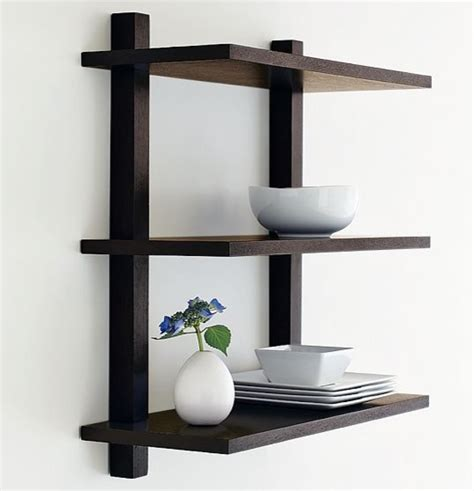 Wall Mountable Bookshelves by Wall Mounted Bookcase Modern Bookcases By West Elm