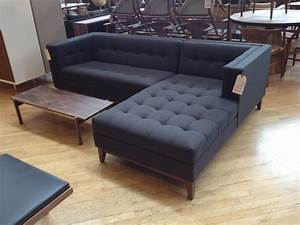 room and board modern sectional sofa sofa menzilperdenet With kaspar modern sectional sofa