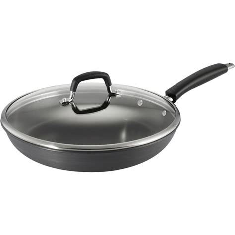 tramontina fry pan tramontina 12 inch gourmet anodized nonstick frying 2910