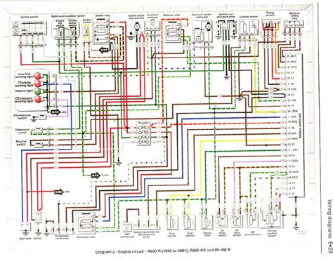 wiring diagram bmw r1150r bmw r1150r electrical wiring diagram