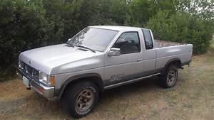 1993 Nissan King Cab Se V6 4wd Pick Up Truck  Running