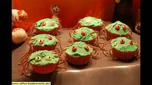 Kuchen Für Kleinkinder : halloween backen fuer kinder spinnen muffins raffini kinderevents youtube ~ Watch28wear.com Haus und Dekorationen