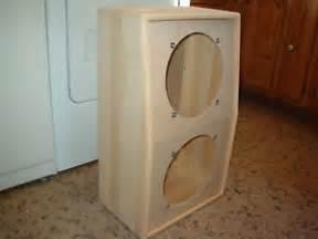trm 12 quot deep vertical 212 2x12 guitar extension speaker