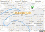 La Plaine-Saint-Denis (France) map - nona.net