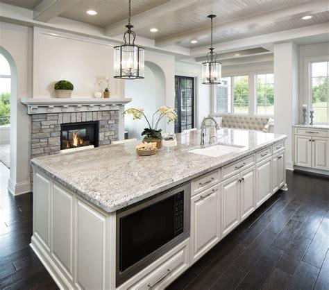 White Princess Granite Countertops — Home Ideas Collection