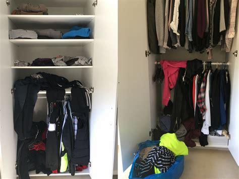 Kleiderschrank Aufräumen Mit System by Ordnung Im Kleiderschrank 5 Tipps Fr Mehr Ordnung Capsule