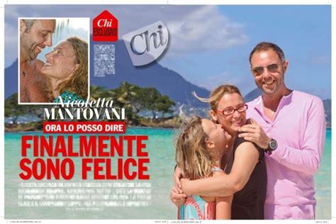 Nicoletta Mantovani Biografia Nicoletta Mantovani Con Filippo La Vita 232 Ricominciata