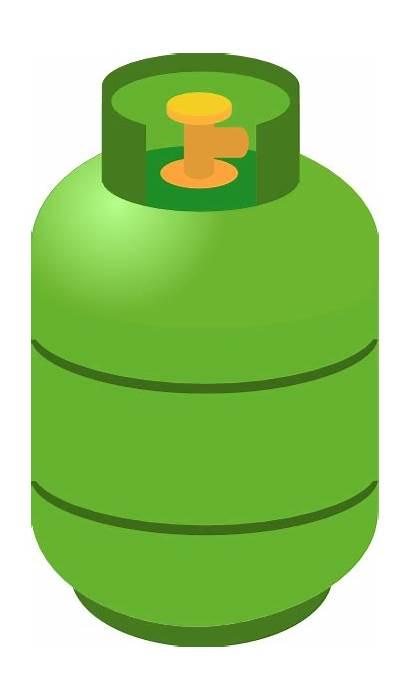 Gas Clip Clipart Tank Natural Vector Cliparts