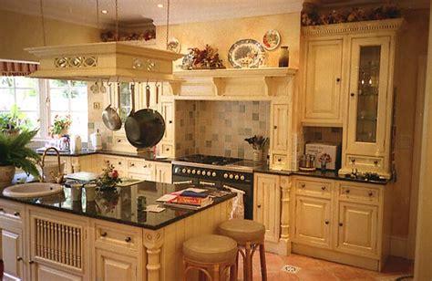 comment decorer ma cuisine maison de pays les decoration de maison
