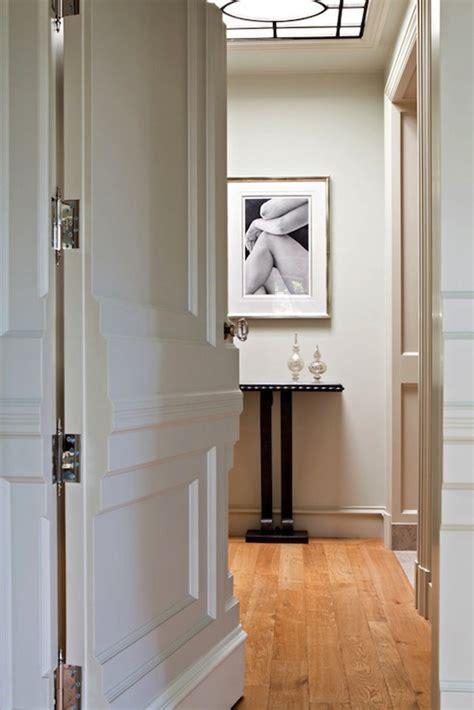 hidden door contemporary entrancefoyer studio