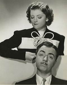 Myrna Loy and William Powell - Classic Movies Photo ...