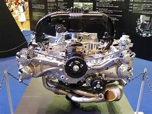 Subaru Fb Engine