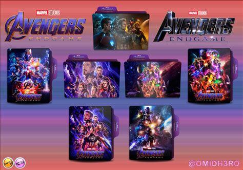 avengers endgame  folder icon   omidhro