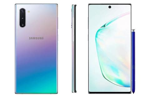 samsung galaxy note 10 breaks cover in these