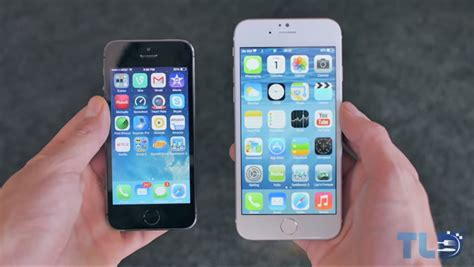 iphone 5s vs 6s image gallery iphone 5s or 6s
