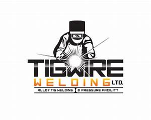 Logo design entry number 33 by Platinum | Tigwire Welding ...