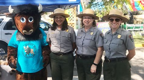The Rise Of The National Park Mascots · National Parks