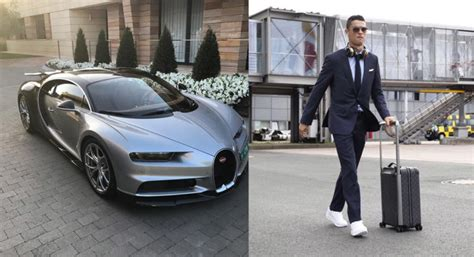So as any proud owner would do. Cristiano Ronaldo Buys Himself A £2-Million Customised ...