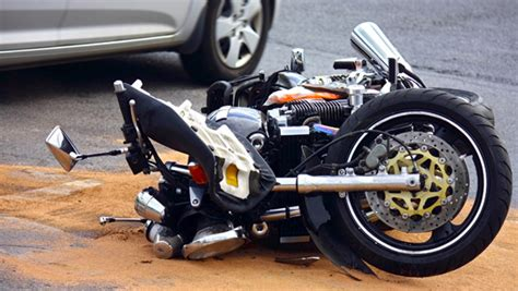 motorcycle accident  pain st louis