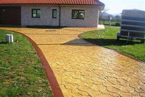 pavimento colorato pavimento cemento colorato