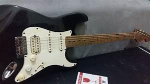 Jual Fender Stratocaster California Series Usa 1997 Di