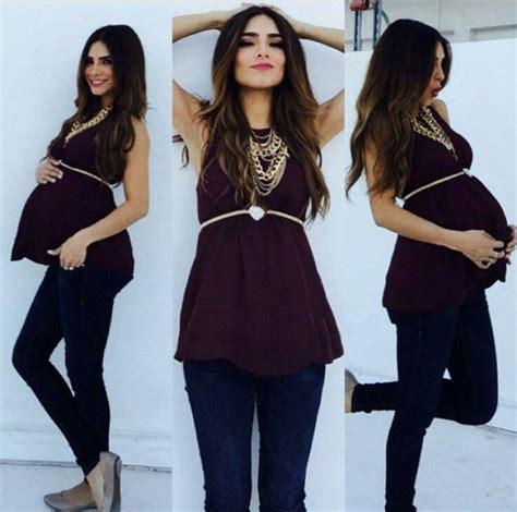 Ideas de looks para embarazadas | Decoracion de interiores Fachadas para casas como Organizar la ...