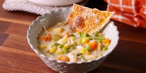 Best Chicken Pot Pie Recipe Best Chicken Pot Pie Soup How To Make Chicken Pot Pie Soup