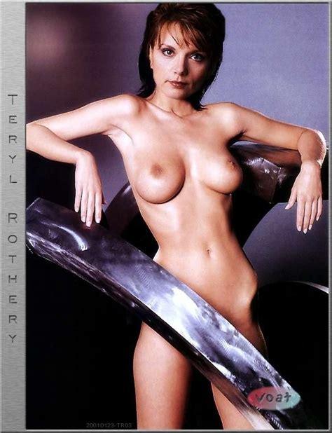 Teryl Rothery - PornHugo.Com