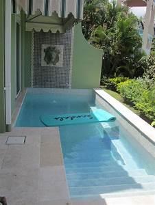 Mini Pool Terrasse : pool studio with square private plunge in back terrace and dream pools fabulous home plunge ~ Orissabook.com Haus und Dekorationen