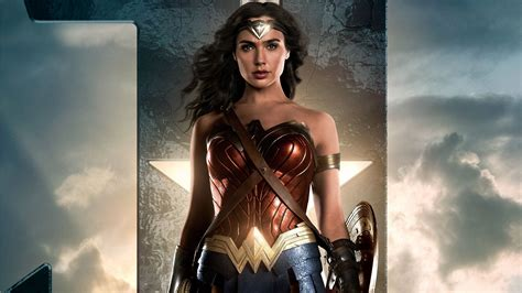 wallpaper justice league  woman gal gadot