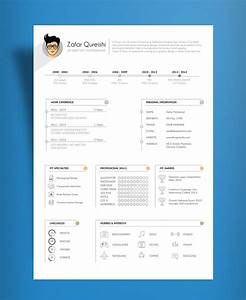 Cv Cover Letter Template Word Free Simple Resume Cv Template Design For Art Director
