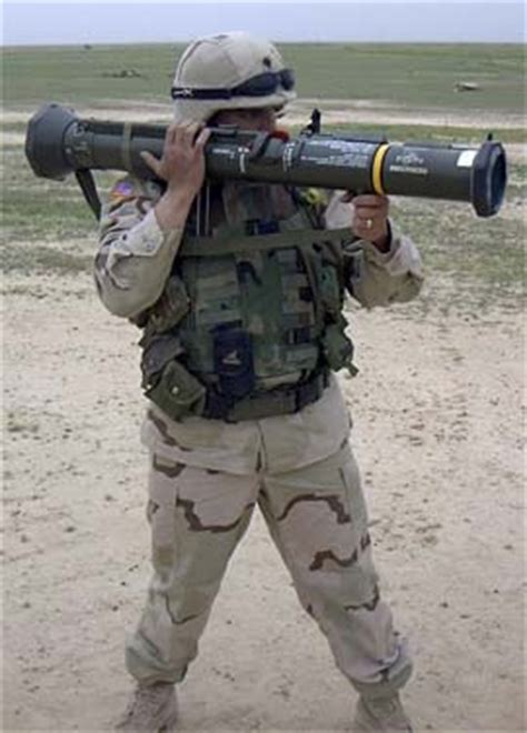 M136 AT4 Anti-Tank Missile